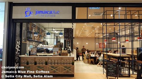 layout setia city mall jamaica blue fine coffees setia city mall setia alam