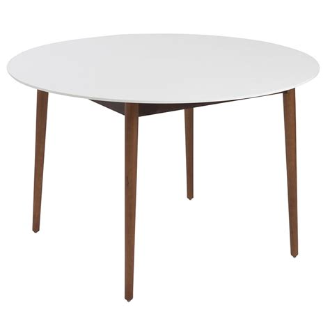 frau modern round dining table modern dining tables mesa round dining table eurway