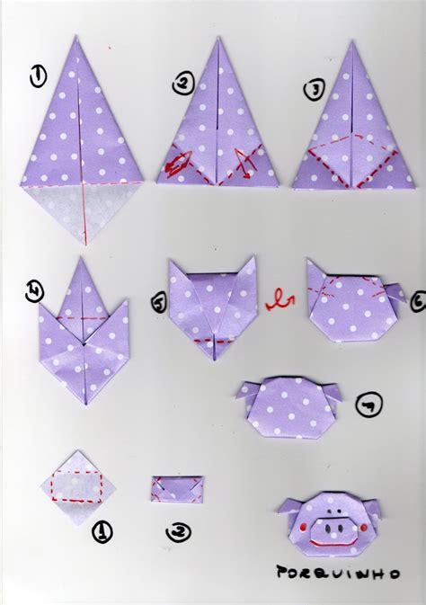 Pig Origami - pig ami pig origami origami