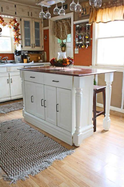 inexpensive kitchen island ideas 12 diy cheap and easy ideas to upgrade your kitchen 2