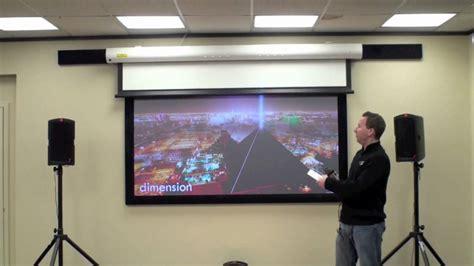 Best Living Room Projector Screen Black Projector Screen Bright Room