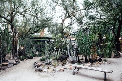 Moorten Botanical Garden Moorten Botanical Garden Palm Springs California Weekend Magazine California Weekend Guide