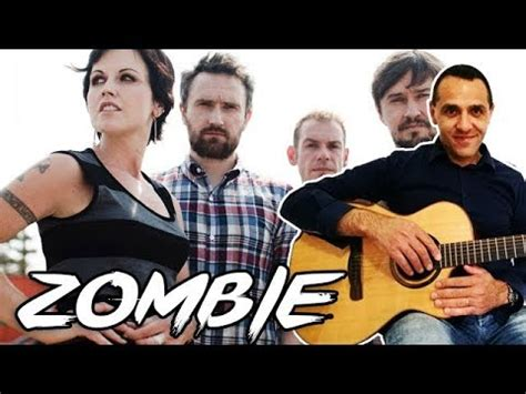 zombie guitar tutorial easy the cranberries zombie easy guitar lesson youtube