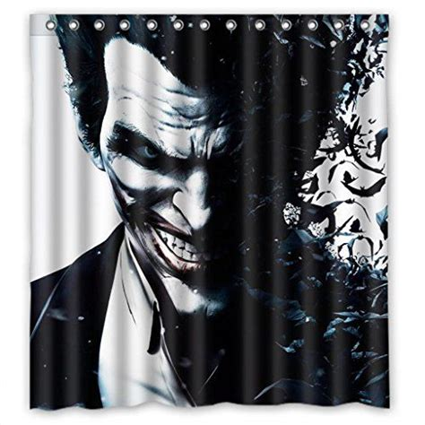 joker shower curtain 17 best images about bathroom ideas on pinterest gold