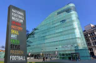 Coach Trips to The National Football Museum in Manchester - Cheshire