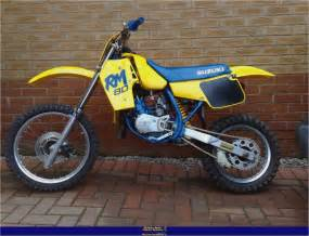 Suzuki Rm80 Suzuki 1980 Rm80 Specifications Ehow Motorcycles Catalog