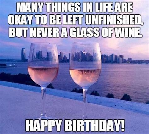 wine birthday meme 30 happy birthday wine memes wishesgreeting
