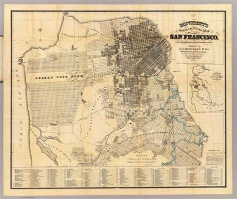 san francisco map history what are some cool maps of san francisco quora
