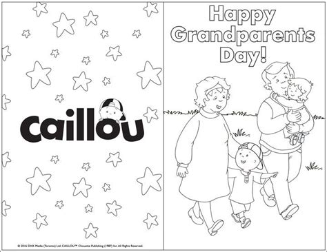 Printable Christmas Cards For Grandparents | happy grandparents day printable greeting card