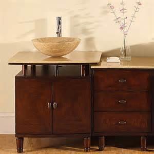 Vanity Height For Vessel Sink 47 Bathroom Vanity Sink Cabinet