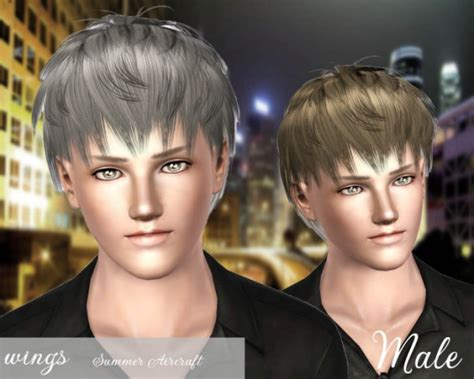 how to cut wings hairstyle for boys modern fringed hairstyle for boys summer aircraft by