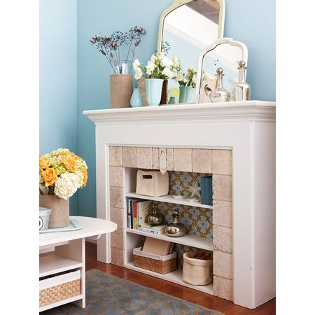 ways to decorate a fireplace ways to decorate a fireplace that no longer works
