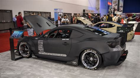 2012 sema scion fr s gt by daniel song live photos