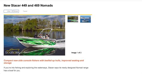stacer boats review stacer boat reviews