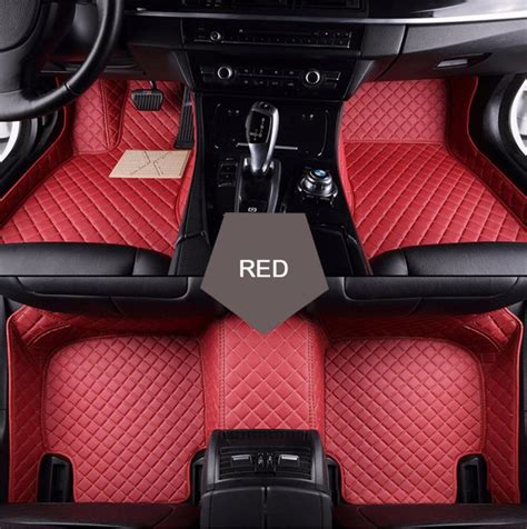 custom fit car floor mats  volvo   sl sl   xc xc  car styling heavy