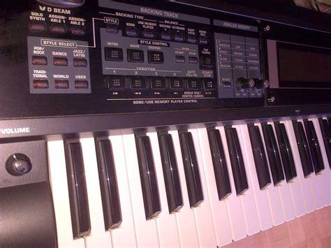 Keyboard Roland Gw 8 roland gw 8 image 526119 audiofanzine