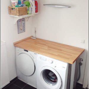 Waschmaschine Unter Arbeitsplatte Einbauen   Arbeitsplatte