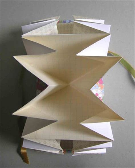 What Is Origami Paper Called - pocket fold book also called turkish map fold