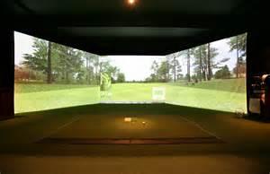 home golf simulator golf simulator models
