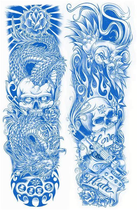 pattern tattoo pattern arm sleeve tattoo design http tattoobiter com