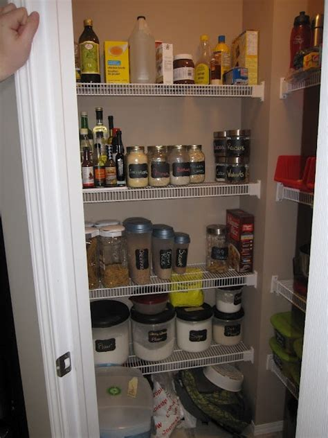 Turn Closet Into Pantry by Turn Closet Into Pantry For The Home