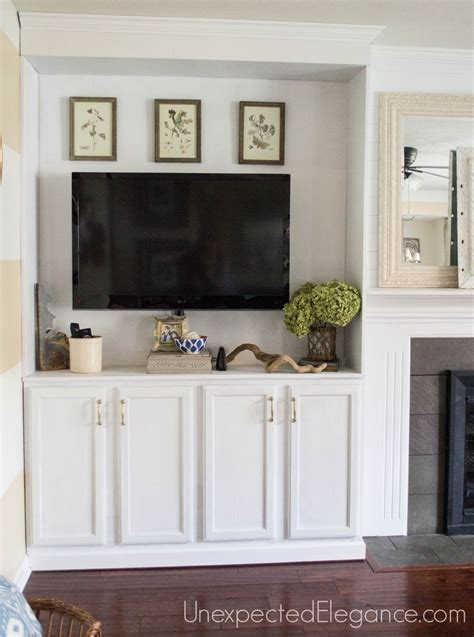fireplace with built ins my quot big finish quot diy fireplace built ins
