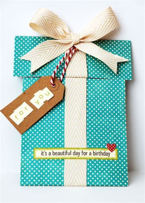 Birthday Cards And Gifts - best 25 gift card presentation ideas on pinterest