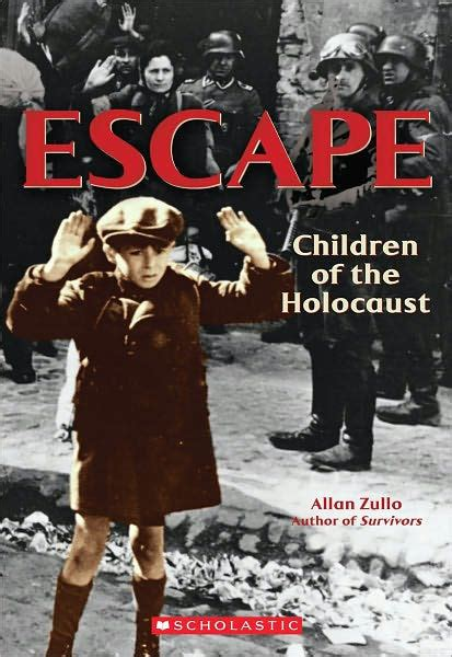 libro heroic voices of the escape children of the holocaust by allan zullo paperback barnes noble 174