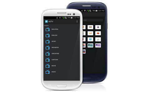 Android Untuk Tv tonton tv di phone dengan adtv terbaru 1001 petua