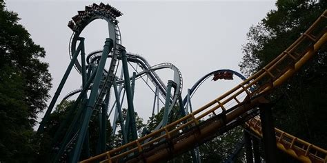 Busch Gardens Vs Dominion by Theme Park Review