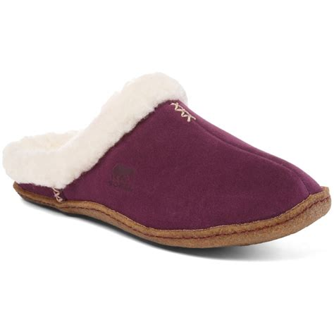 sorel womens slippers sorel nakiska slide slippers s evo
