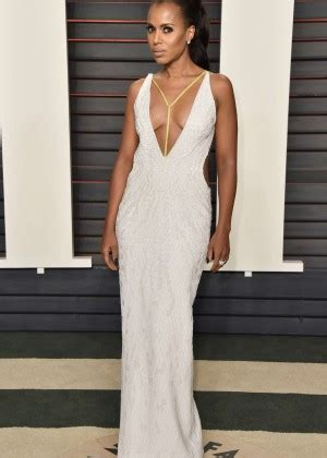 Vanity Fair Oscar 2016 Guest List Kerry Washington 2016 Vanity Fair Oscar In Beverly
