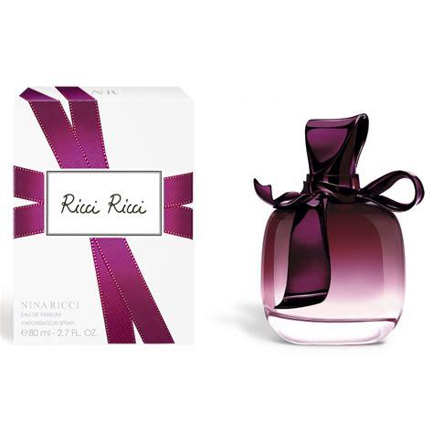 Parfum Ricci ricci ricci ricci eau de parfum 80ml spray