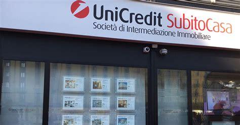 subito unicredit unicredit subito casa apre un agenzia a il sole