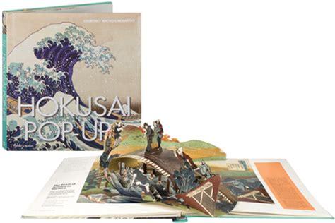 libro hokusai pop ups art pops up in courtney wilson mccarthy s pop up books art docent program
