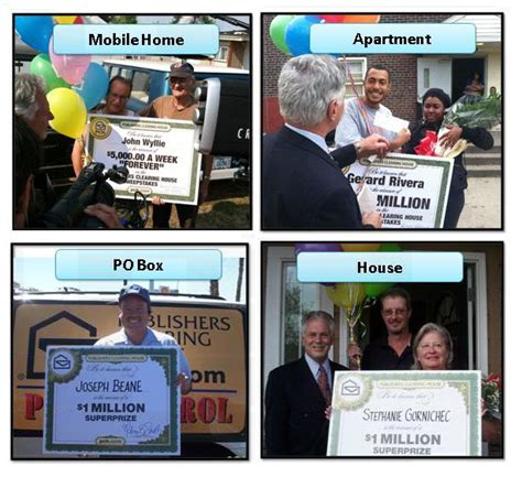 Has Anyone Won Publishers Clearing House - do real people win the publishers clearing house sweepstakes autos post