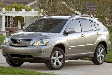 2006 lexus jeep 2006 lexus rx 330 overview cars com