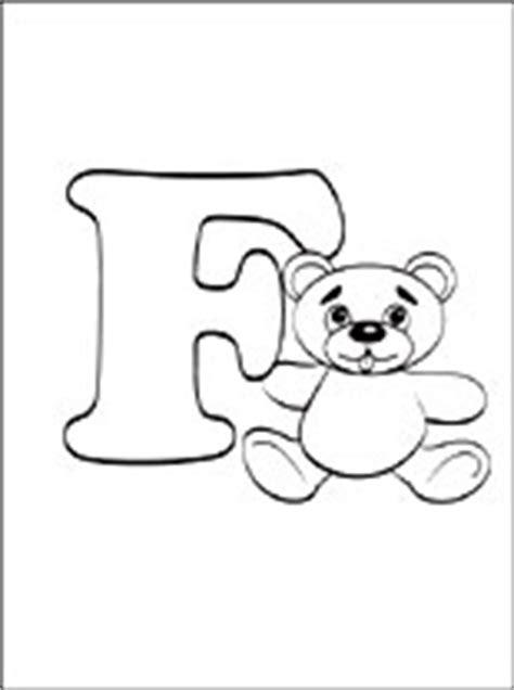 lettere dell alfabeto italiano da stare disegni da colorare lettera f disegni da colorare gratis