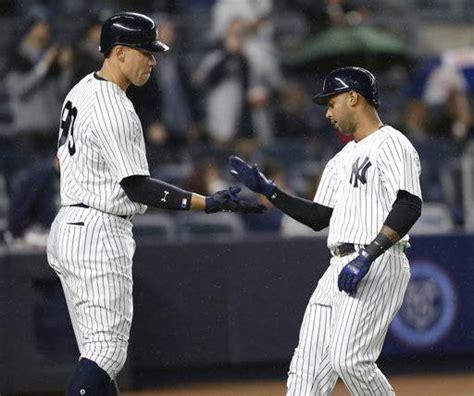 aaron judge the story of the new york yankees home run hitting phenom books judge s big blast helps yankees cap grand homestand