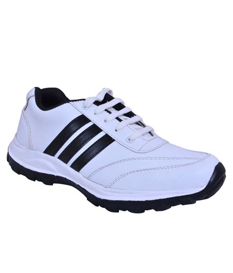 black and white sports shoes smithsoul white black sports shoes price in india buy