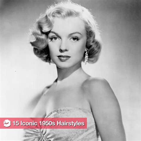most popular hairstyles in the 50s 13 of the 1950s most iconic hairstyles 50s hairstyles