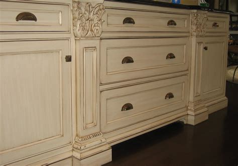 distressed kitchen furniture distressed kitchen cabinets spaces traditional with