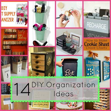 diy organization ideas 14 diy organization ideas craft