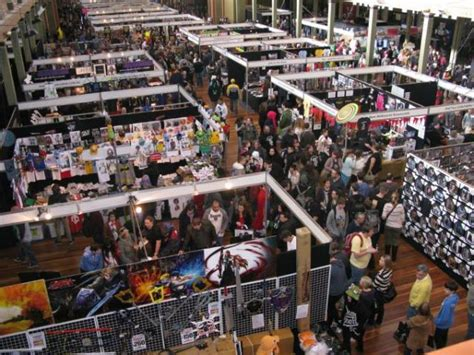 convention merchandise are merchandise stalls at conventions a con pride