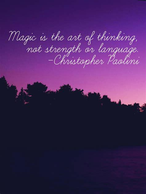 Magic Motivation breathtakingly beautiful inspirational quotes about magic