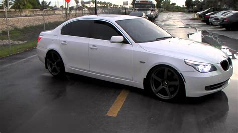 bmw 5 rims dubsandtires 20 inch tsw panorama bronze wheels 2010
