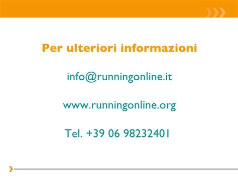 palazzo grazioli sede istituzionale c a t a l o g o corsi running 2010