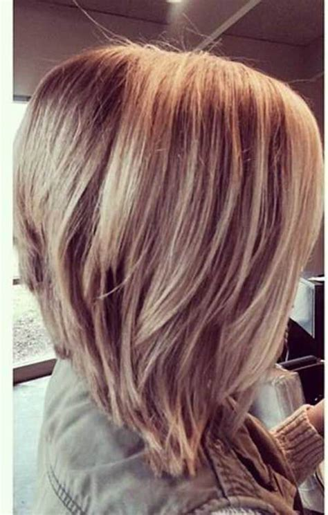 long haiwrcut into stacked ib back long ibfront 61 charming stacked bob hairstyles that will brighten your day