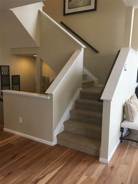banister wall 65 best stairs media kitchen images on pinterest