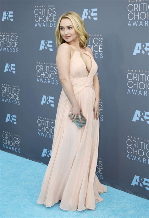 Choice Awards Hayden Panettiere by Hayden Panettiere 2016 Critics Choice Awards 04 Gotceleb